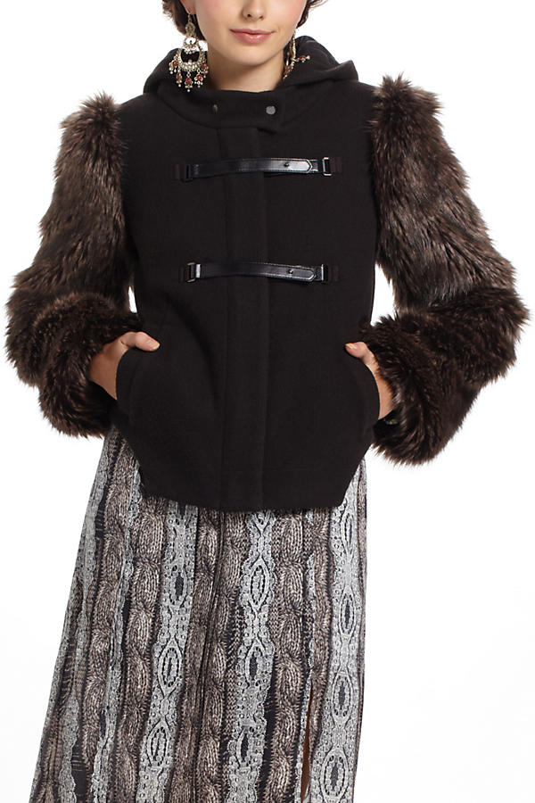 Harlow Fur Coat