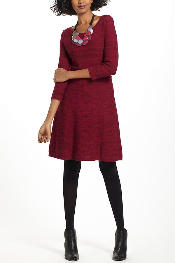 Vinifera Sweater Dress