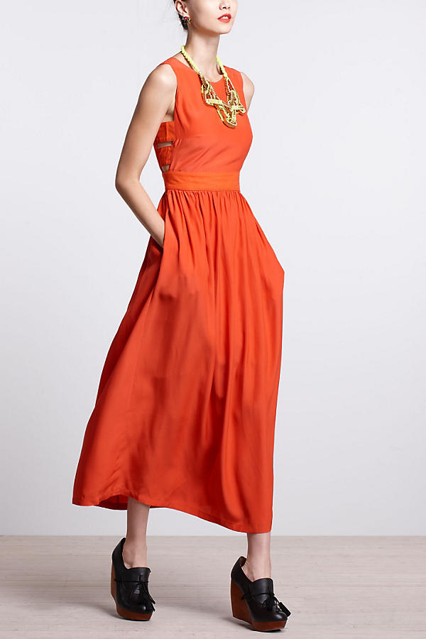 Slide View: 2: Cecil Maxi Dress