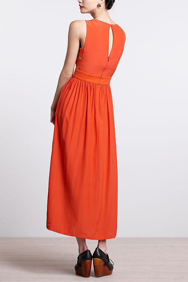 Slide View: 4: Cecil Maxi Dress