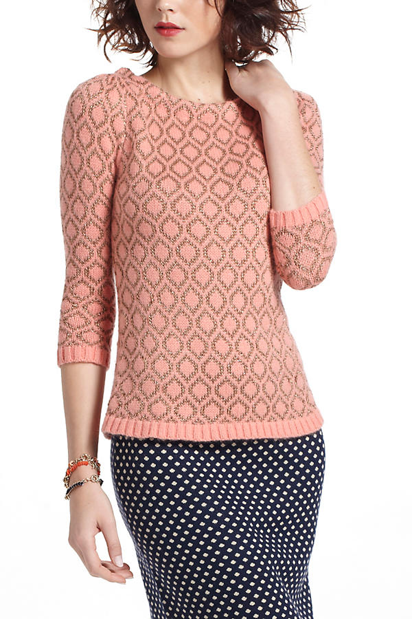 Gilt Diamond Sweater