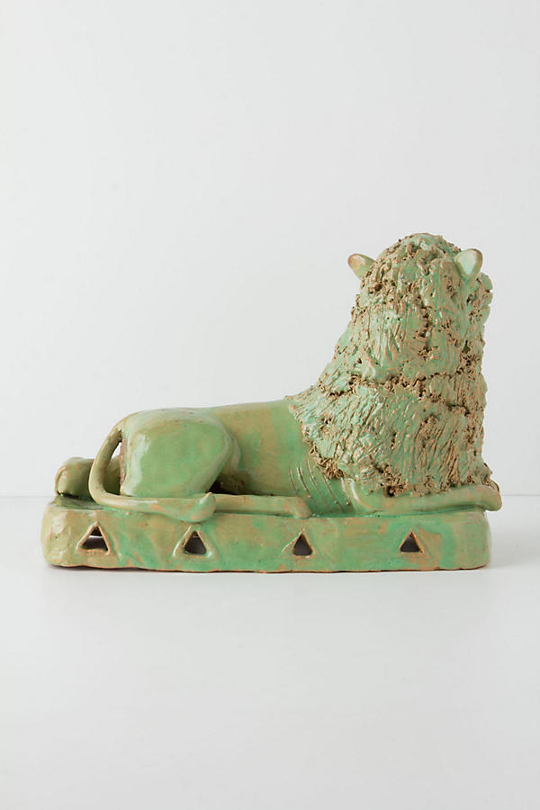 Slide View: 2: Lion, 2012