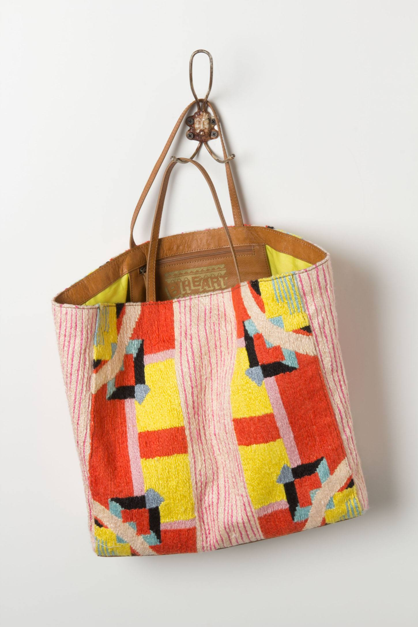 Driftwood Textiles Tote