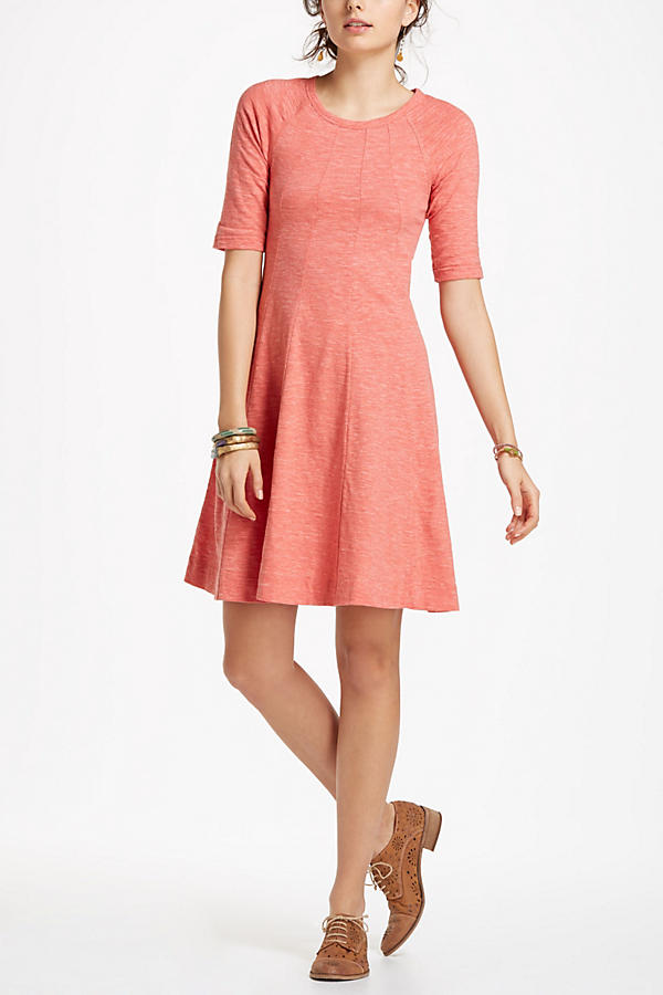 Slide View: 1: Threaded Trails Swing Dress