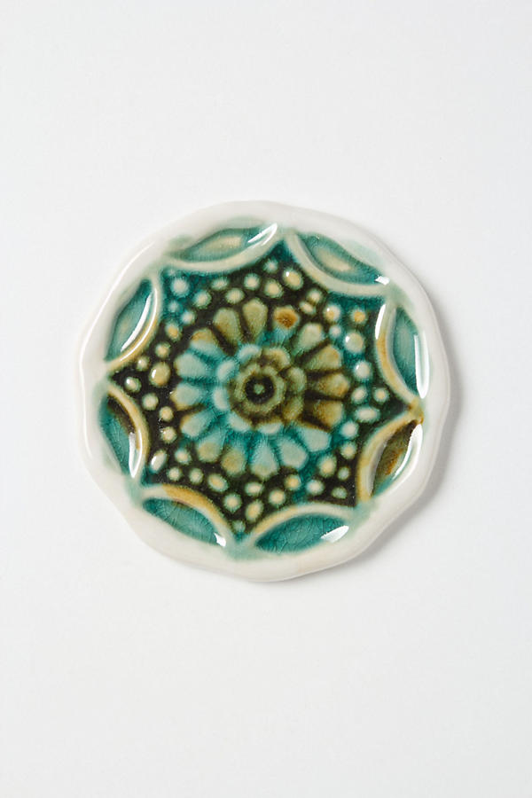 Slide View: 2: Mandala Coasters