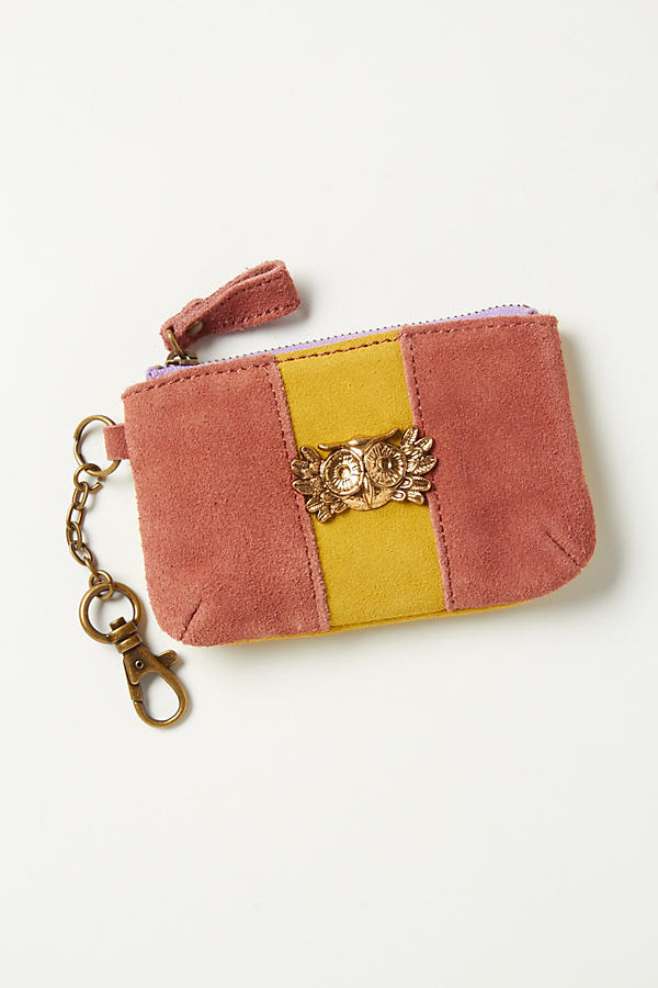 Slide View: 1: Critter Cameo Coin Purse