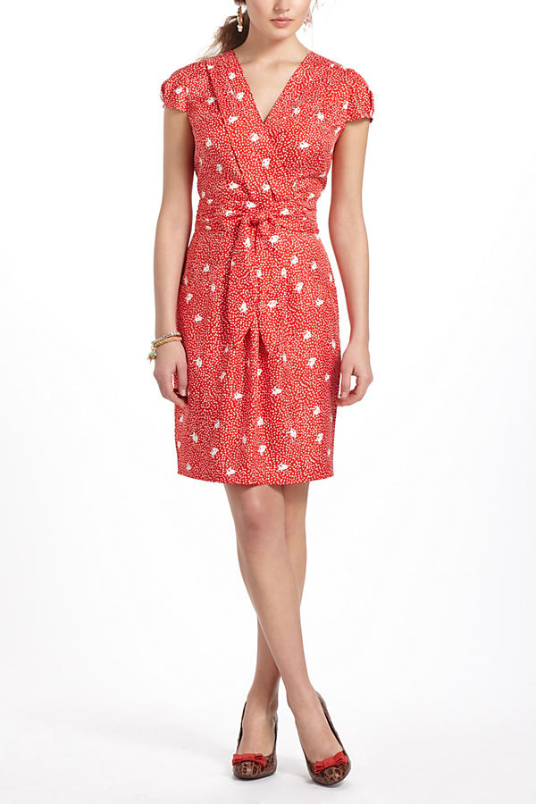 Slide View: 1: Lotty Petal Dress
