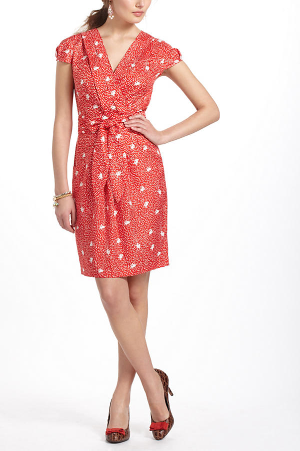Slide View: 3: Lotty Petal Dress