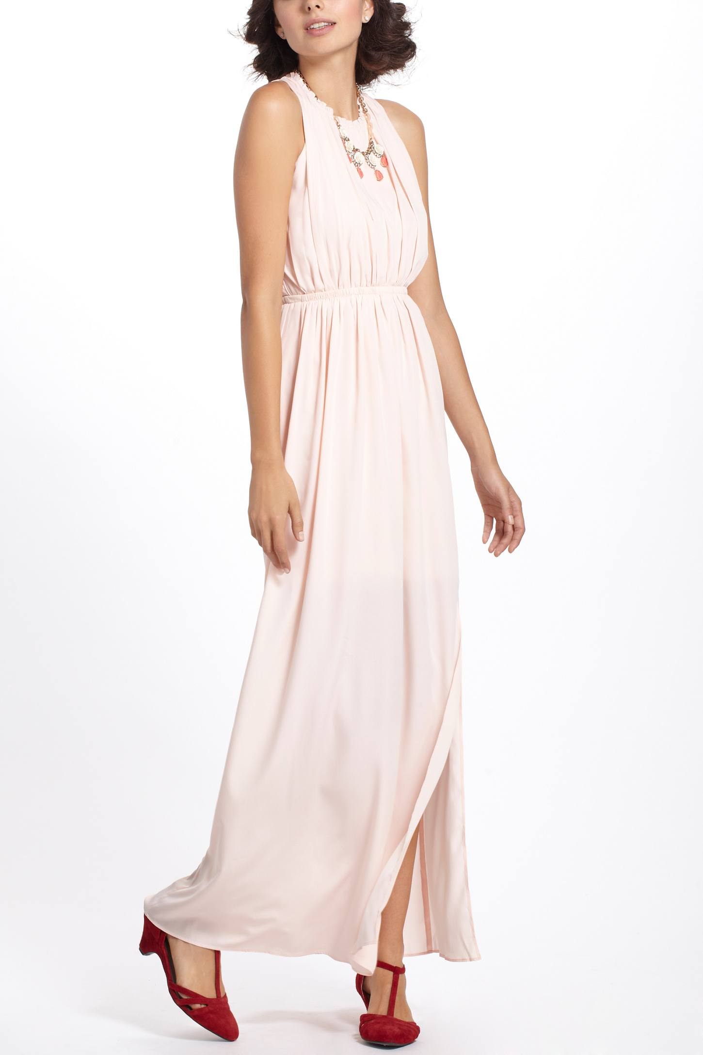 Blaise Halter Maxi Dress
