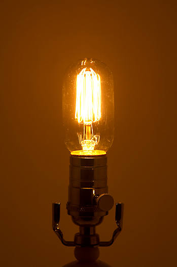 Slide View: 2: Short Edison Bulb