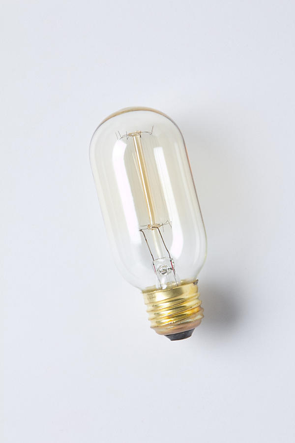 Slide View: 1: Short Edison Bulb