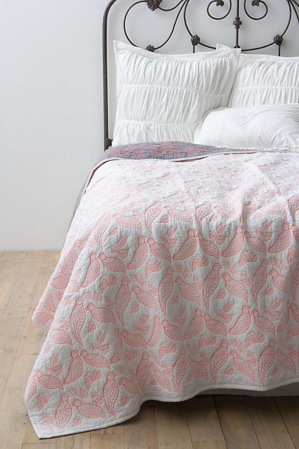 Aviary Coverlet
