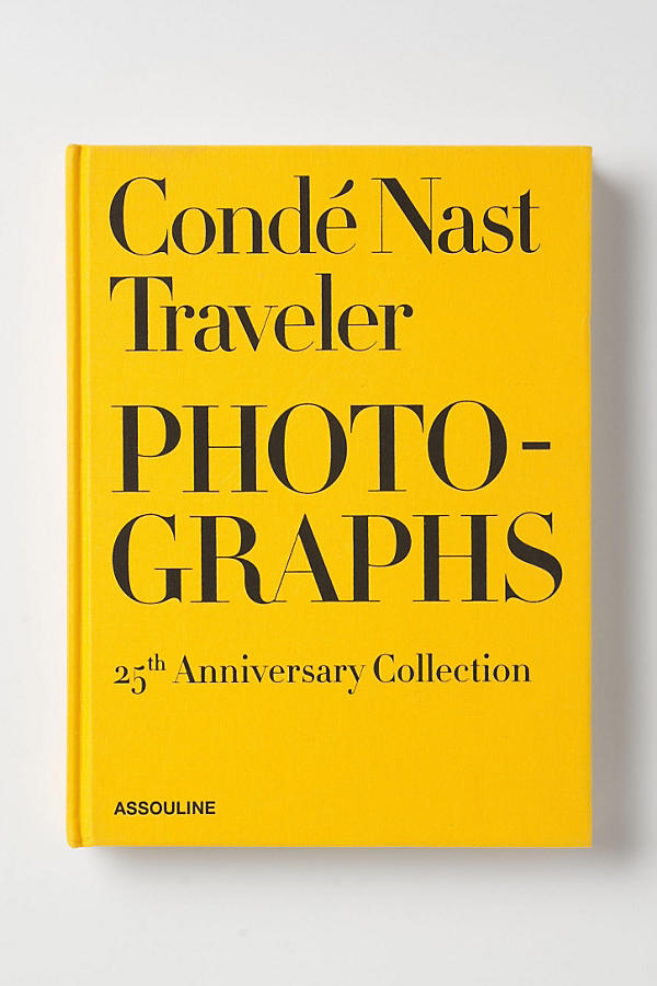 Conde Nast Traveler Photographs: 25th Anniversary Collection