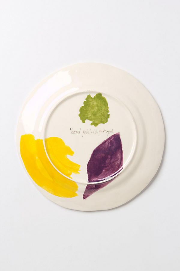 Slide View: 3: Palette-Sketch Dinner Plate