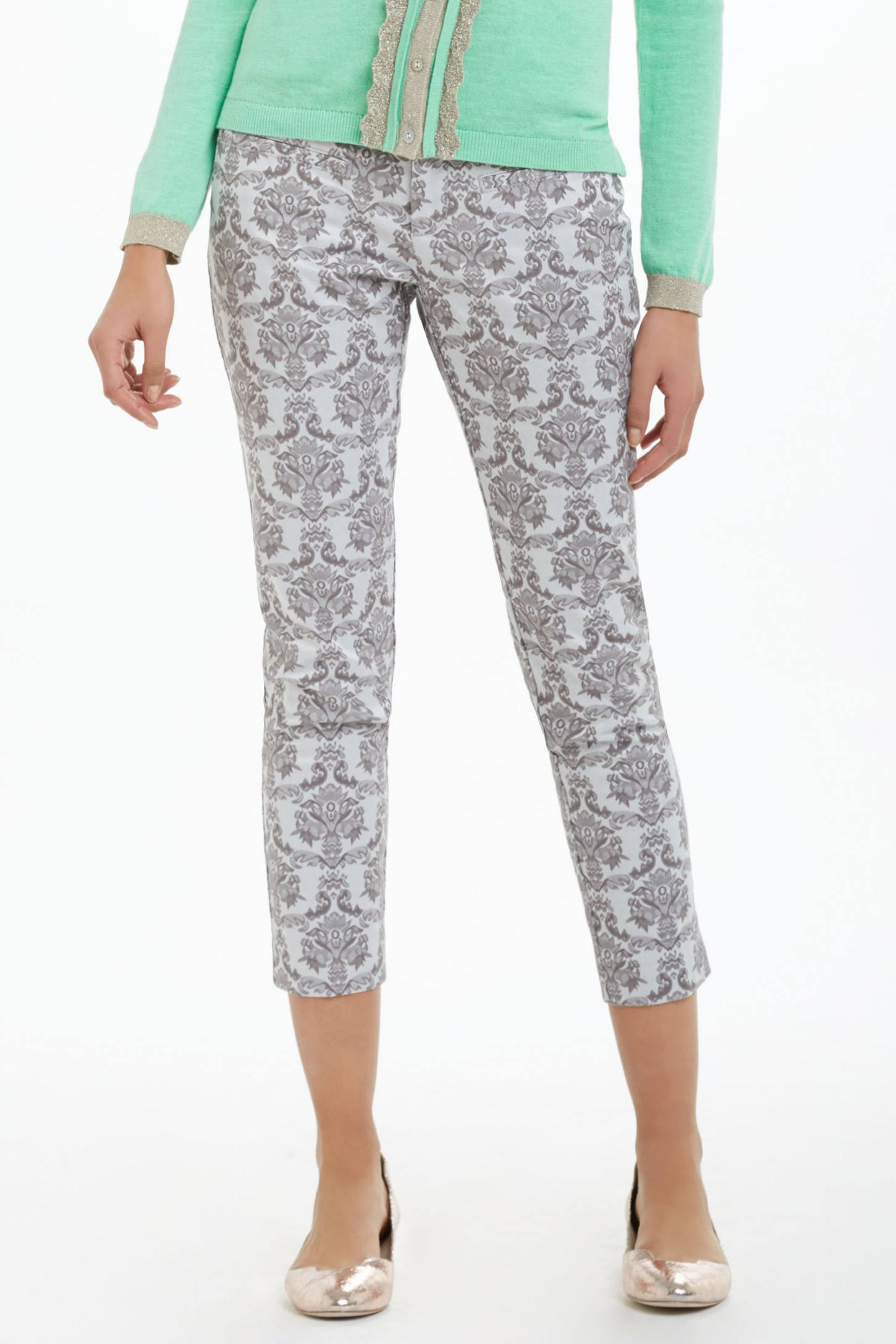 Brocade Charlie Trousers
