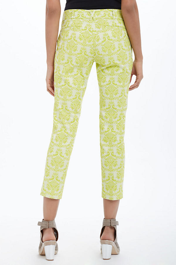 Slide View: 2: Brocade Charlie Trousers