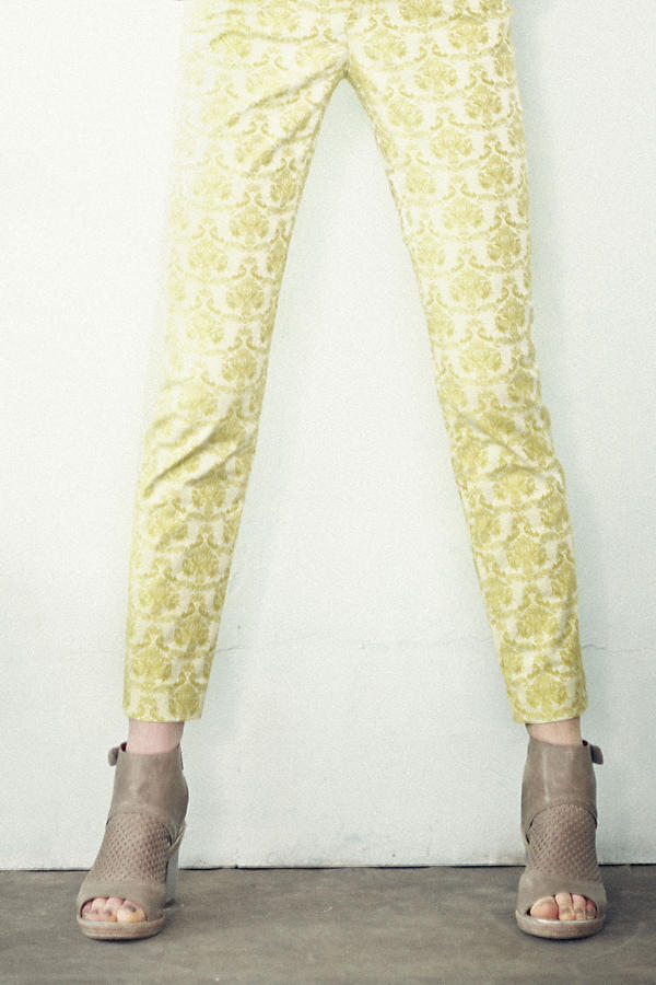Slide View: 3: Brocade Charlie Trousers