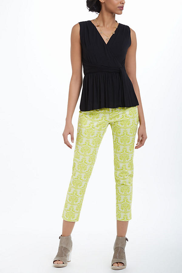 Slide View: 5: Brocade Charlie Trousers