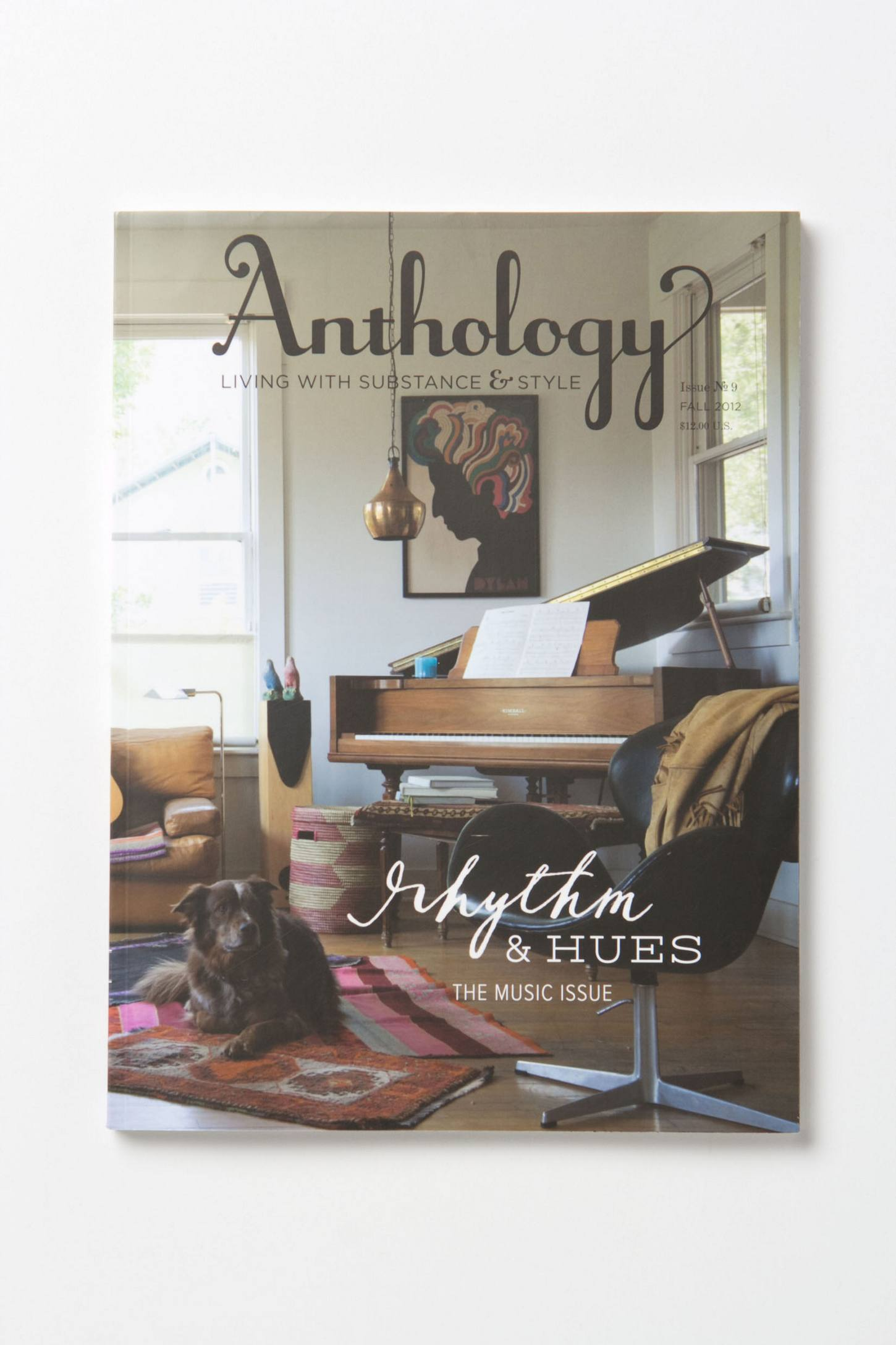 Anthology Magazine Issue 9