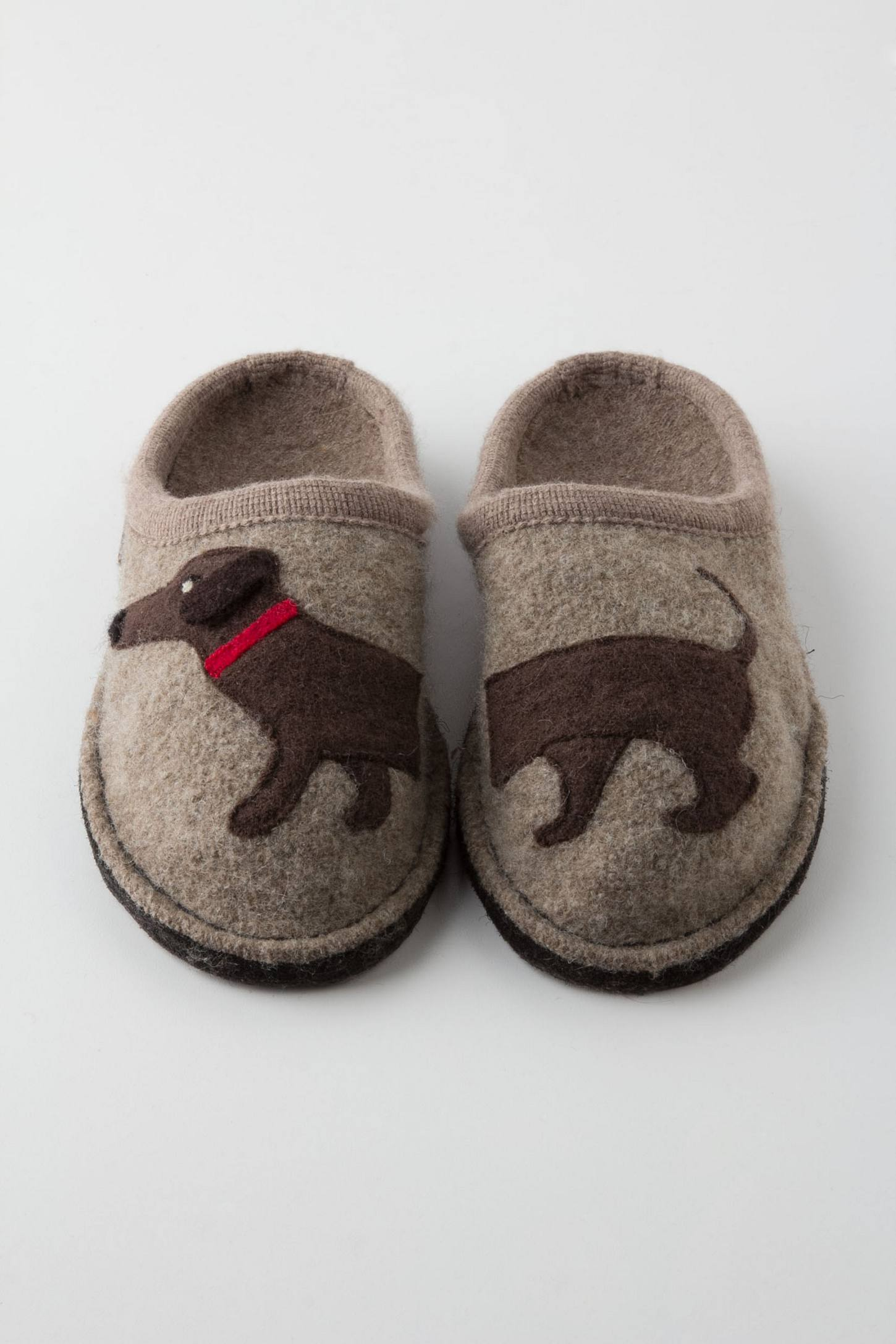 Haushund Wool Slippers