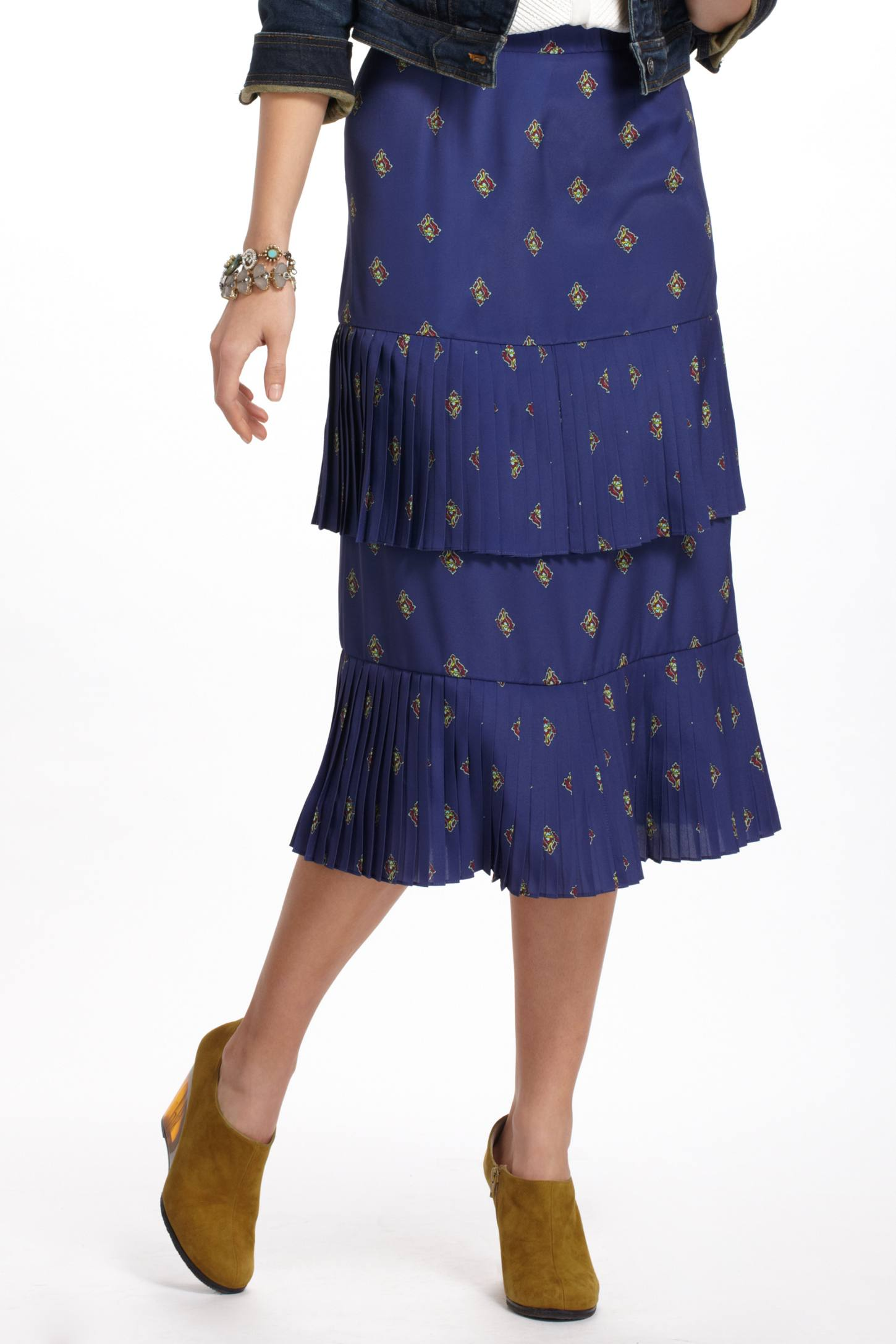 Chandra Midi Skirt