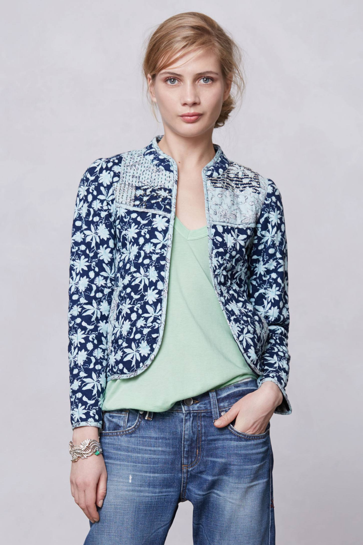 Starflower Quilted Jacket