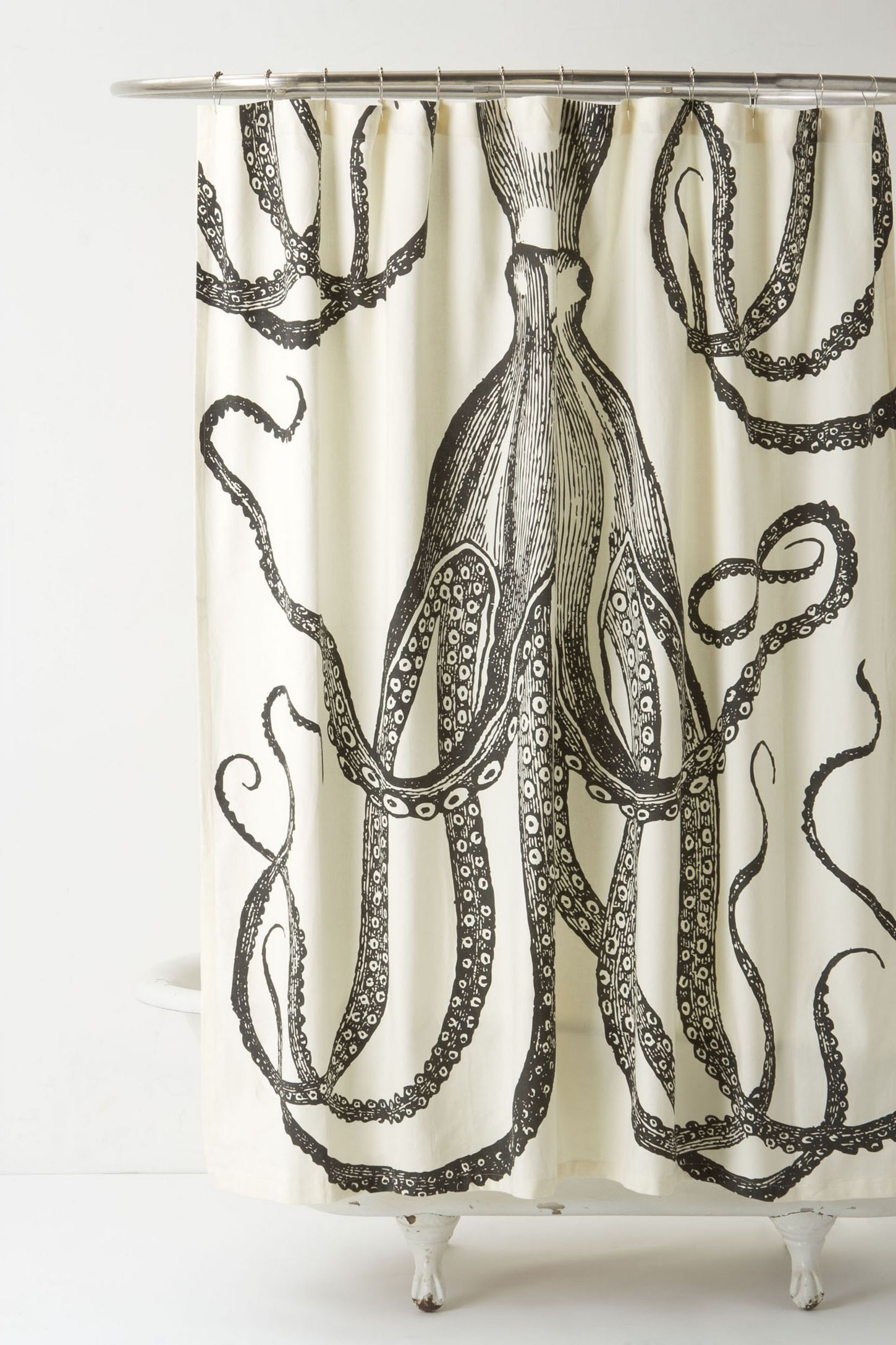 Anthropologie floral shower curtain - Anthropologie Floral Shower Curtain 45