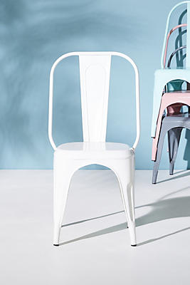 Slide View: 1: Redsmith Indoor/Outdoor Dining Chair