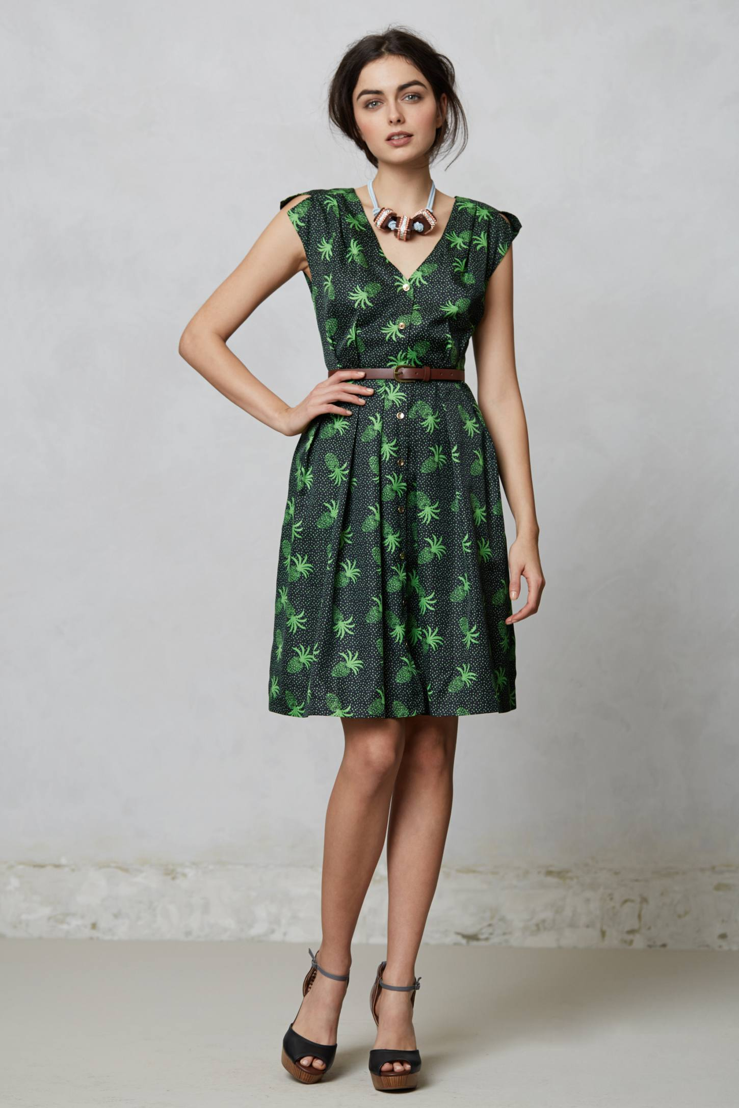 Tropica Orchard Dress