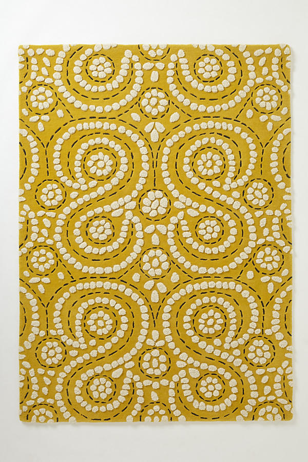 Swirling Fiore Rug
