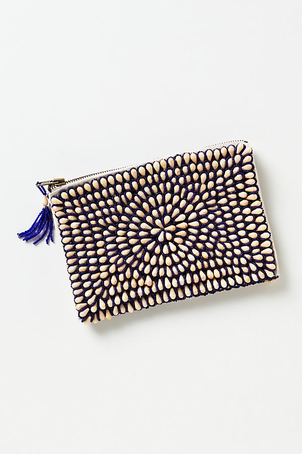 Ursa Beaded Clutch