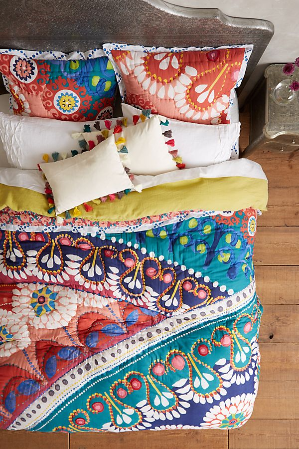 tahla quilt anthropologie