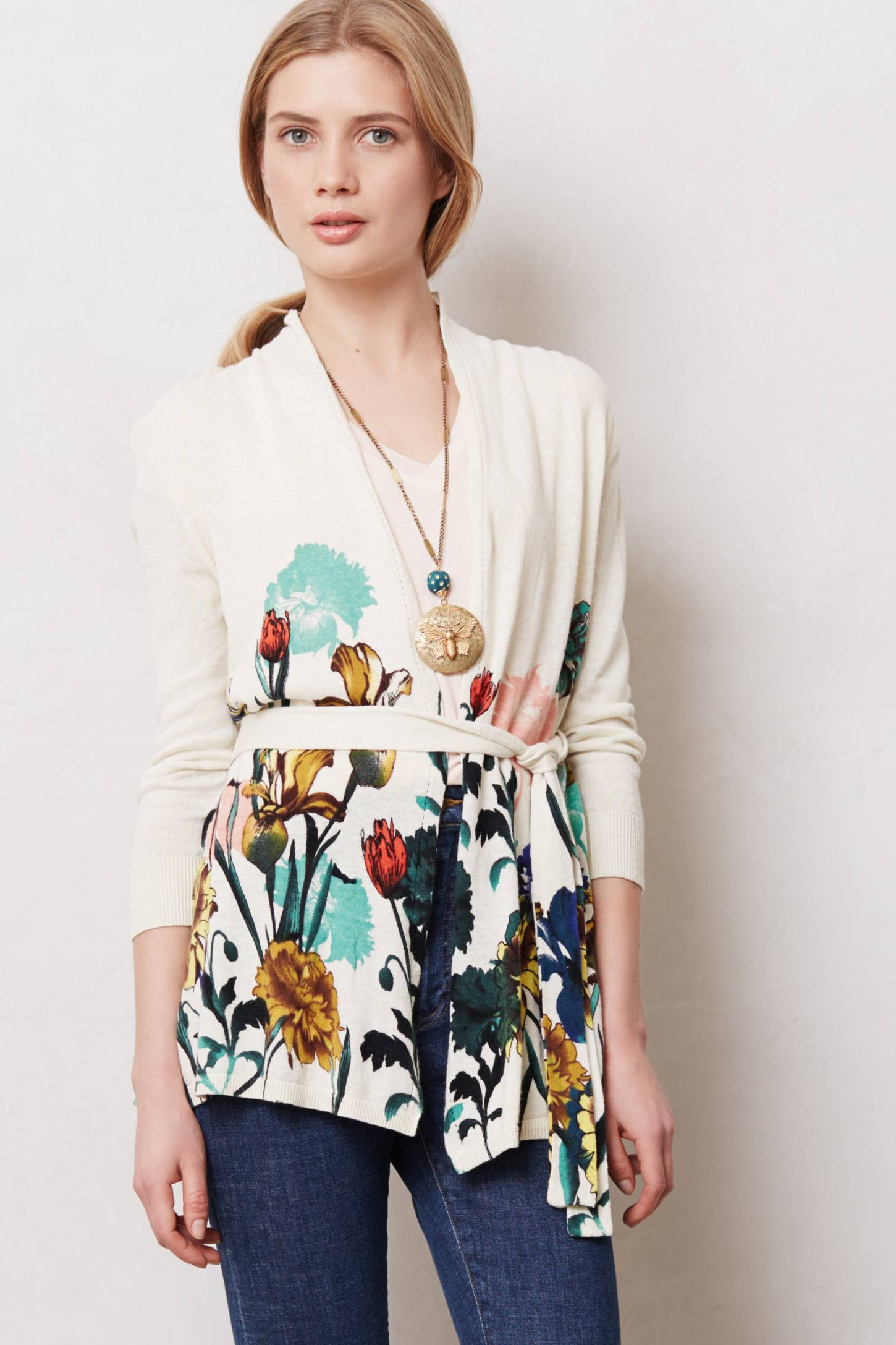 Blossomed Lengths Cardigan