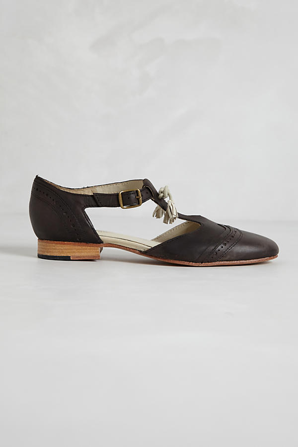 Slide View: 4: Imogene Cutout Brogues