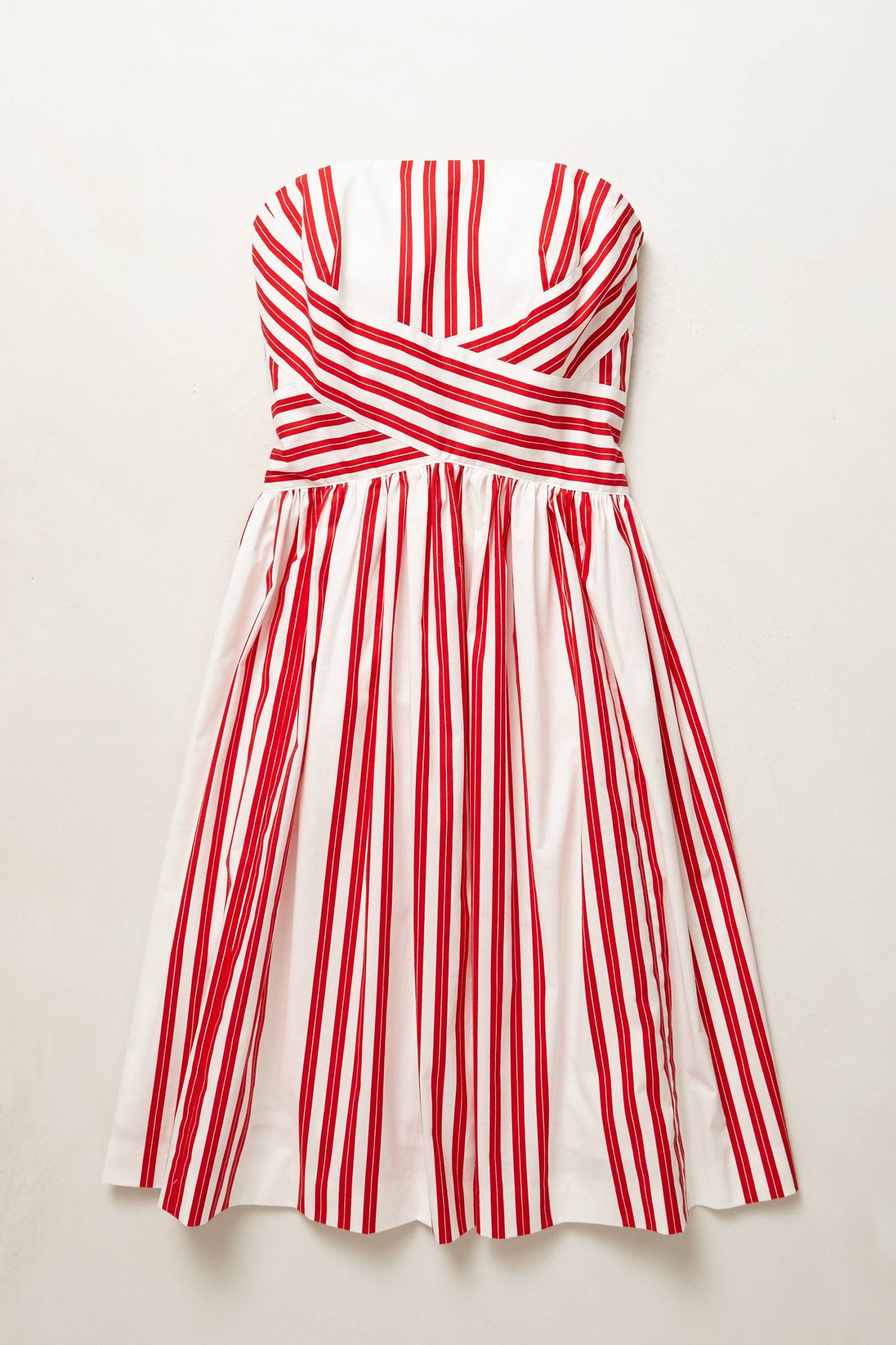 Archival Collection: Striped Dress