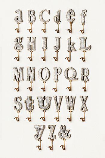 Ideal Hooks | Decorative Wall & Coat Hooks | Anthropologie DU82