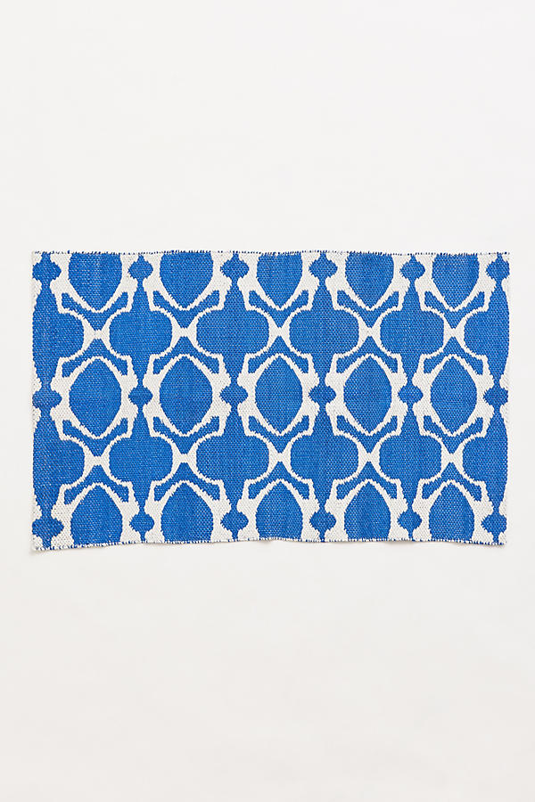 Quatrefoil Outdoor Rug