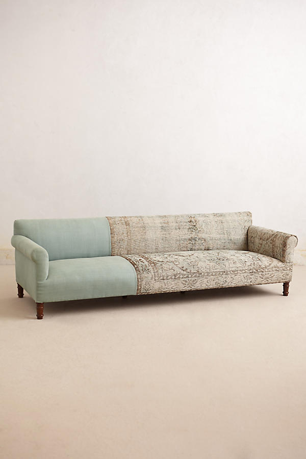 anthropologie sofa linen willoughby sofa hickory