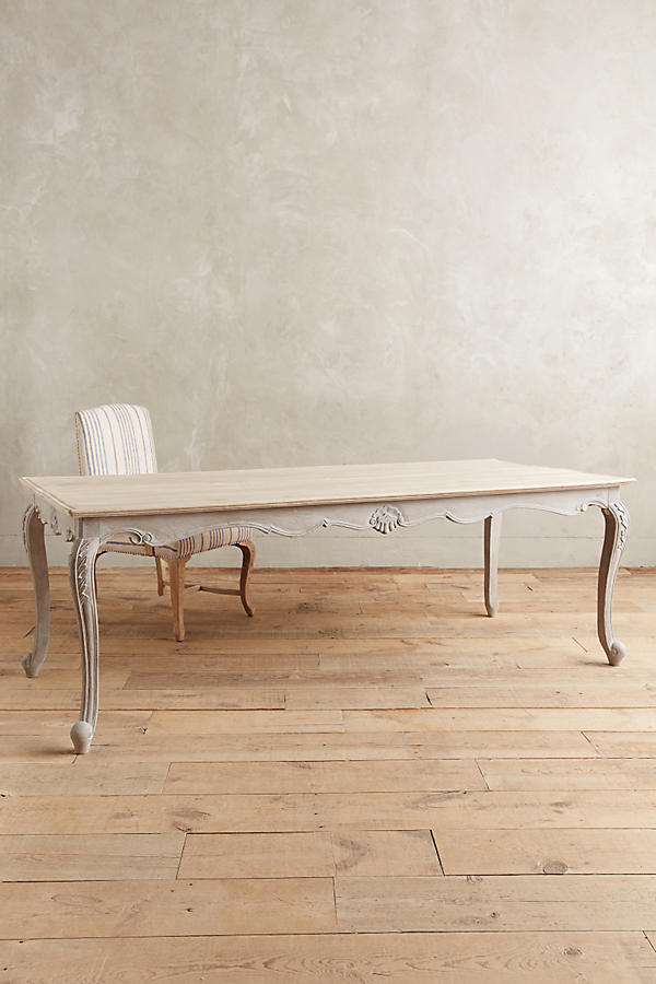 Slide View: 2: Cabriole Dining Table