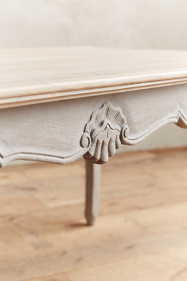 Slide View: 4: Cabriole Dining Table - Cabriole Dining Table Anthropologie
