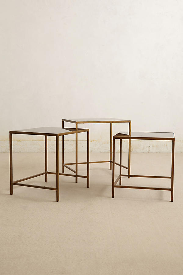 Looking Glass Nesting Tables