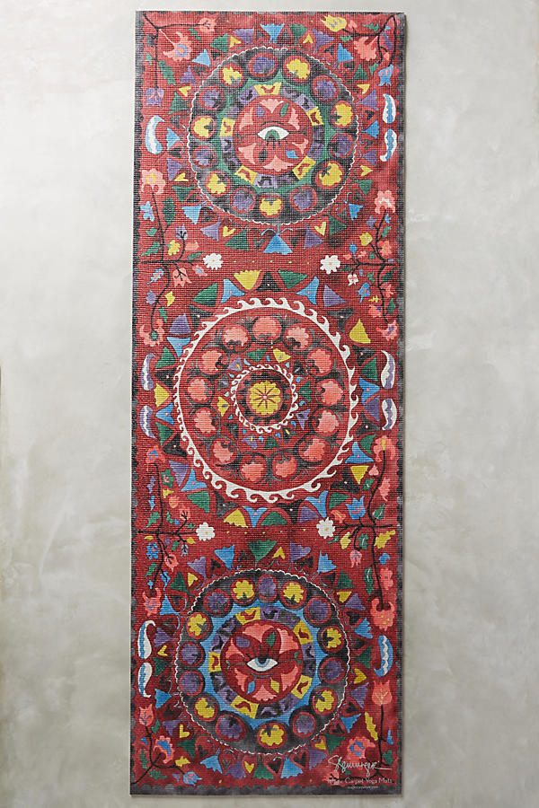Magic Carpet Yoga Mat Anthropologie