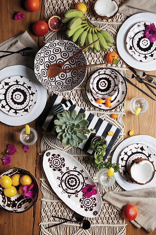 Glenna dinner plate anthropologie slide view 4 glenna dinner plate junglespirit Choice Image