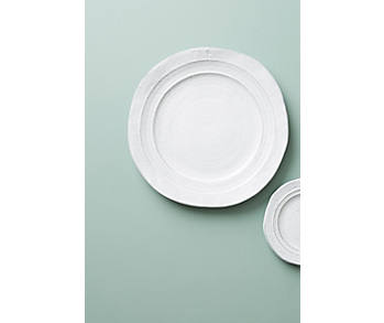 Slide View: 2: Assiette plate Glenna