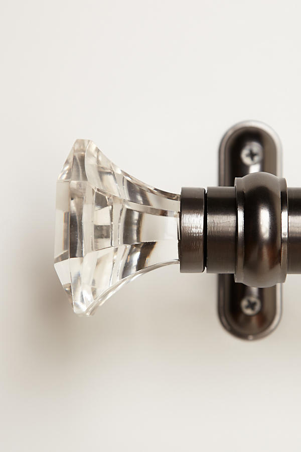 Slide View: 4: Victoriana Glass Finials