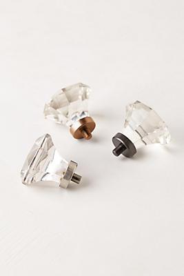 Victoriana Glass Finials