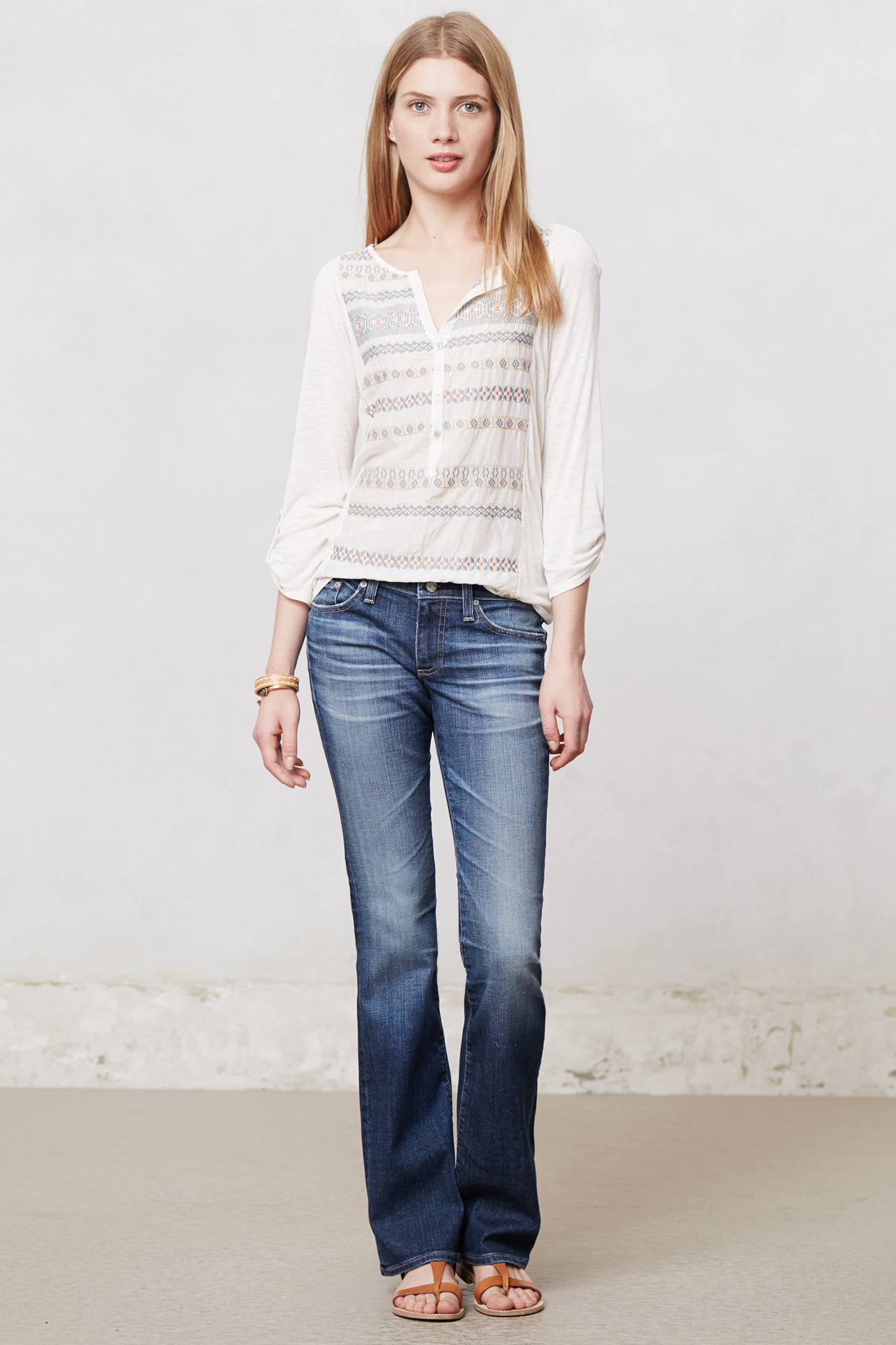 AG Olivia Bootcut Jeans