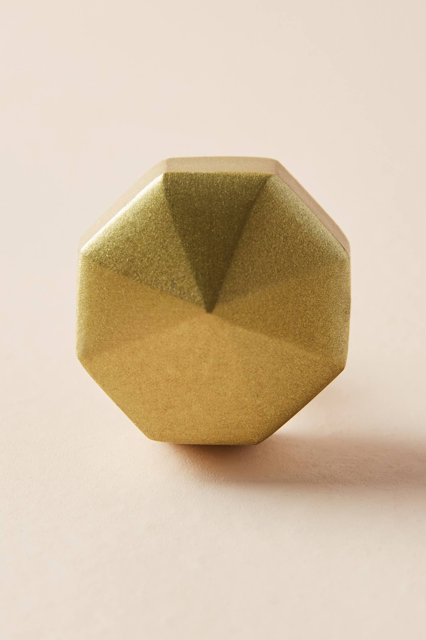 Faceted Ory Knob