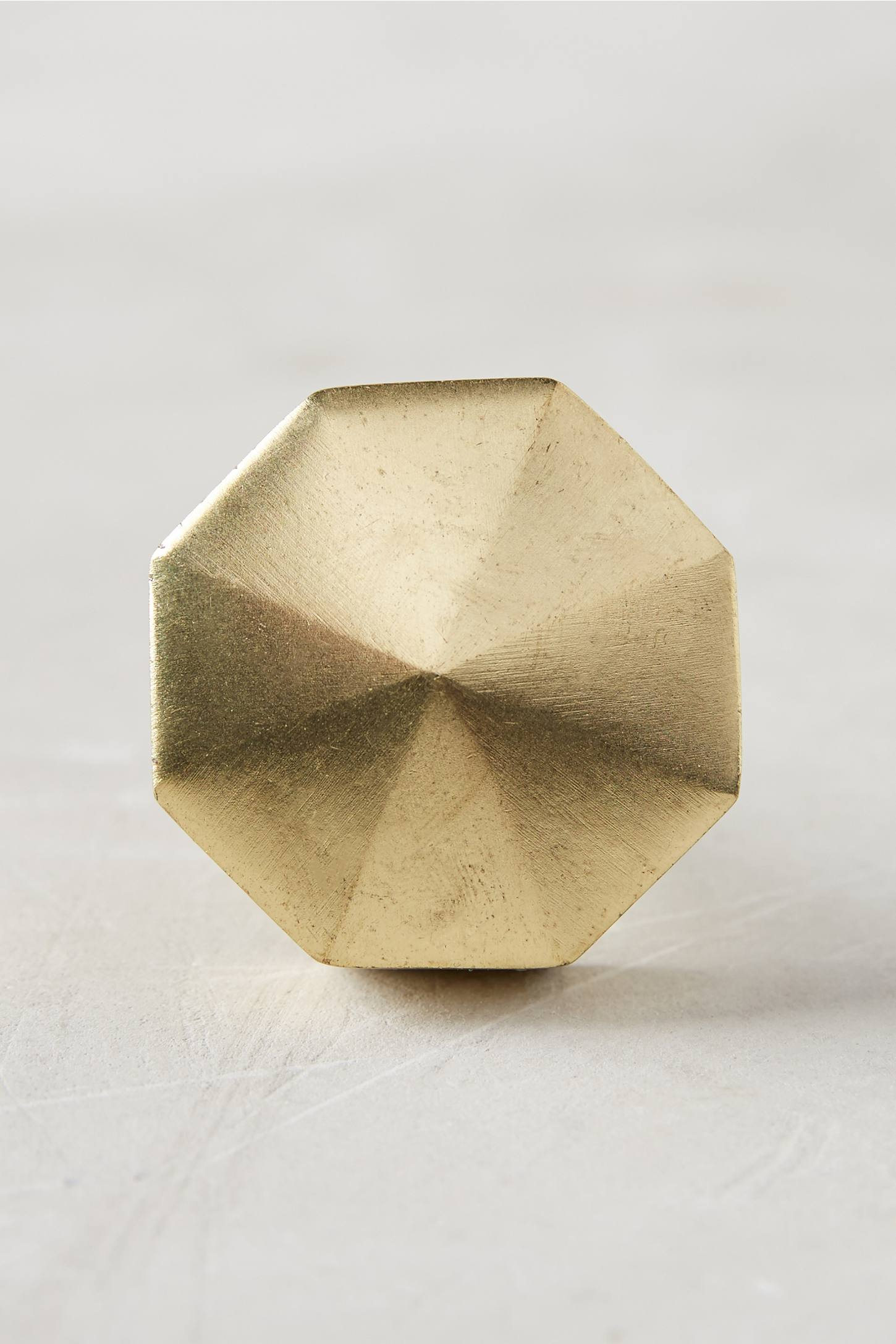 Slide View: 4: Faceted Ory Knob