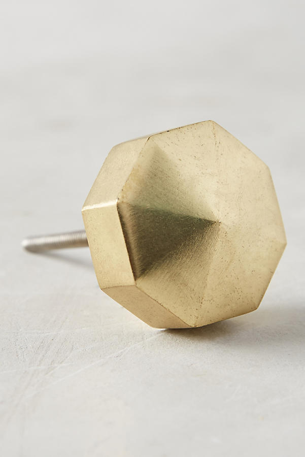 Slide View: 5: Faceted Ory Knob